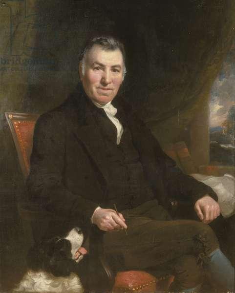 Thomas Bewick, c.1814 (oil on canvas)