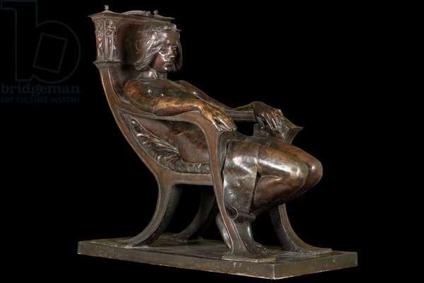The Spirit of Contemplation (bronze)