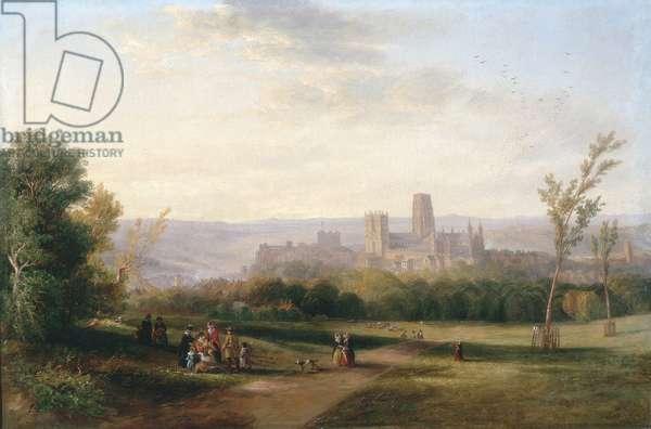 Durham, 1841 (oil on canvas)