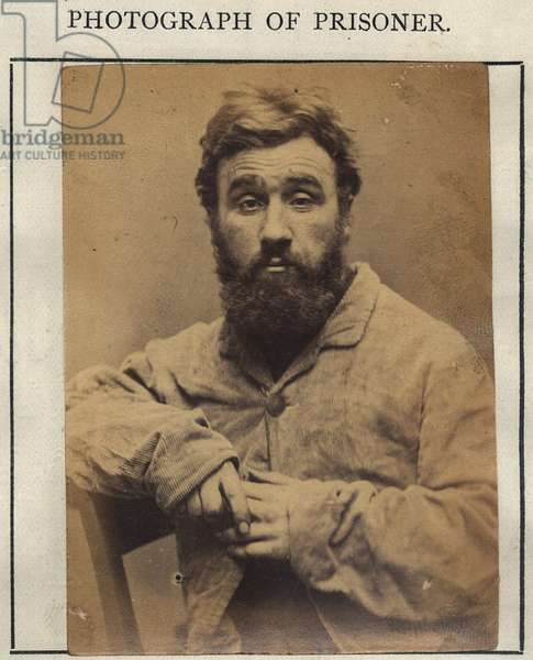 Edward Shevlin, c.1870 (sepia photo)