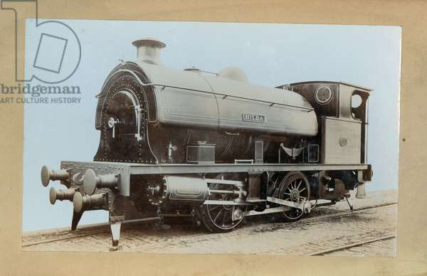 The tank engine 'Hilda' built by Hawthorn Leslie in December 1912 (photo)