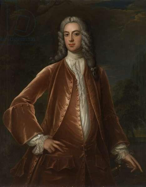 Sir William Middleton (oil on canvas)