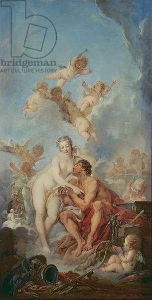 Venus and Vulcan, 1754 (oil on canvas)