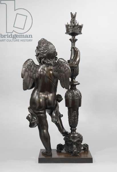 Candelabrum, c.1647-50 (bronze copper alloy)