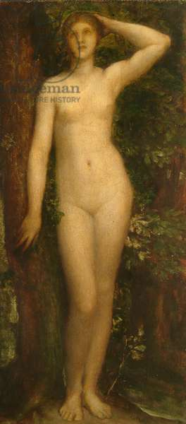 Thetis, c.1869 (oil on canvas)