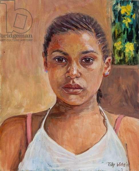 Jutalla (oil on canvas)