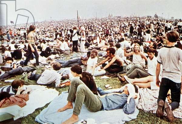 Woodstock Diary 1994: Woodstock festival, august 1969