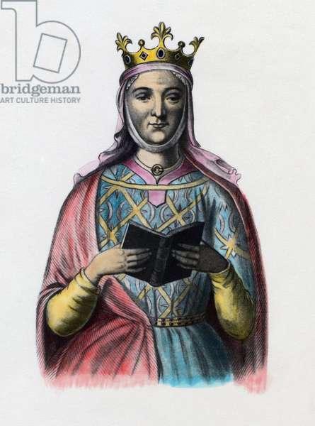 Eleanor of Aquitaine Queen of England