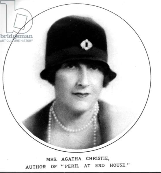 Agatha Christie, 1932 Author