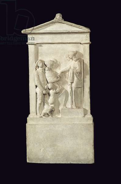 Monument to Thomas Yarborough and members of his Family, 1803-06 (plaster)
