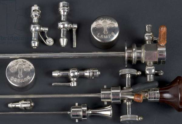Brown-Beurger cystoscope, c.1909