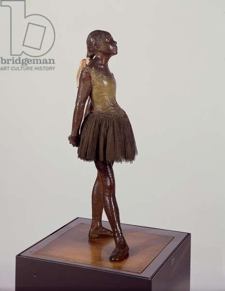 Little Dancer, Aged Fourteen, c.1880-81 (bronze & fabric) (see also 419951-52 & 419954)