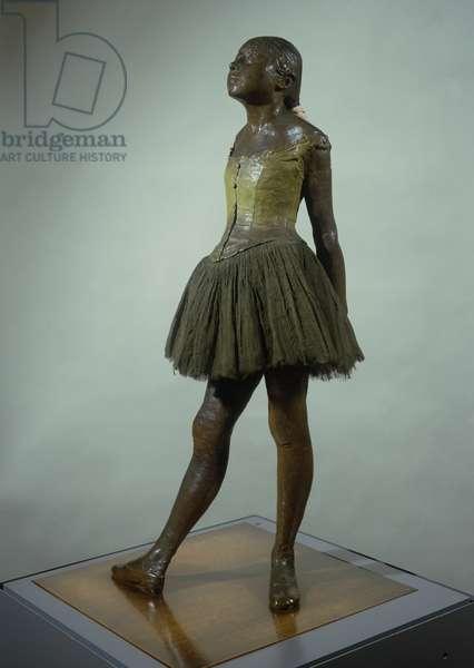 Little Dancer, Aged Fourteen, c.1880-81 (bronze & fabric) (see also 419951-53)