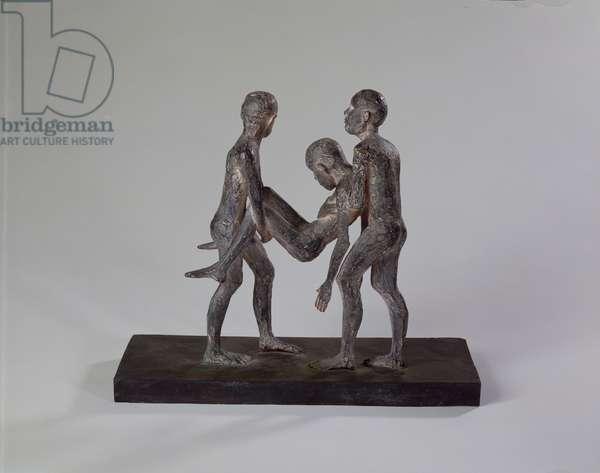 Bitter Fruit 2, 1982 (bronze)