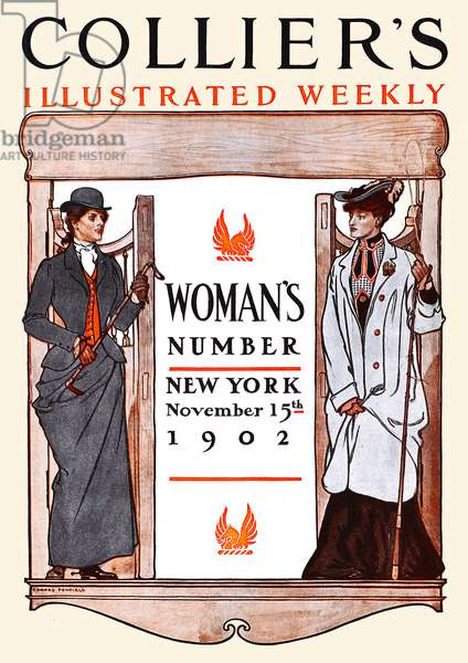 Women's Number New York, 1902