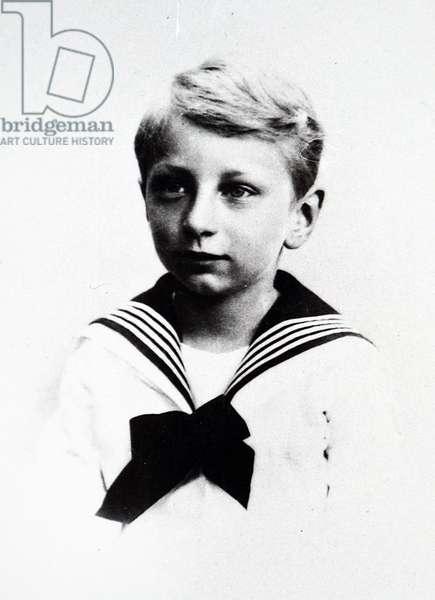 Prince Joachim Franz Humbert of Prussia