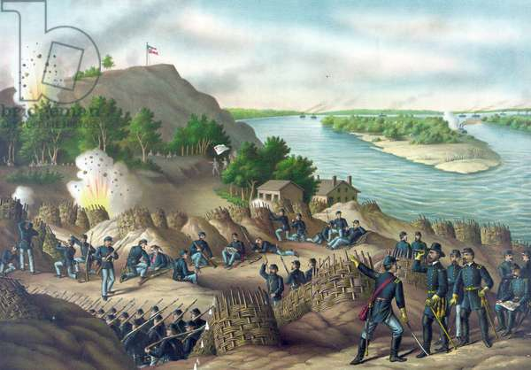 Siege of Vicksburg, 1863