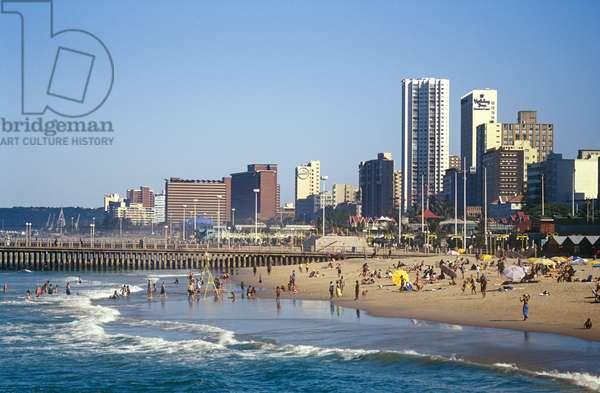 Beachfront, Durban, KwaZulu-Natal (photo)