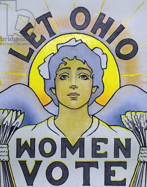 Let Ohio Women Vote, 1913