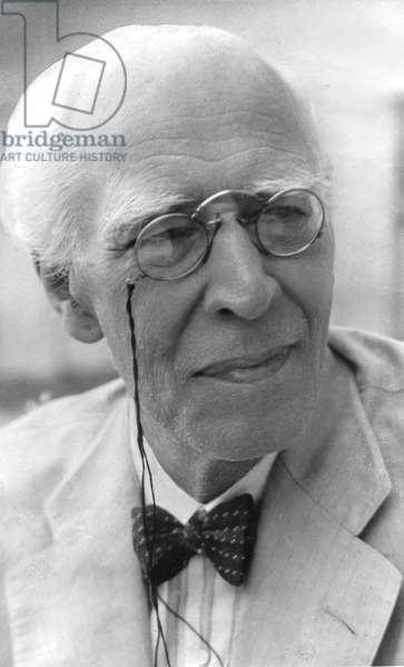 Konstantin Stanislavsky (1863-1938), Russian Theater Producer, Director and Actor, Founder of the Moscow Art Theater.