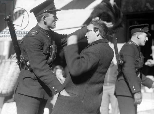 British Mandate Police, 1938
