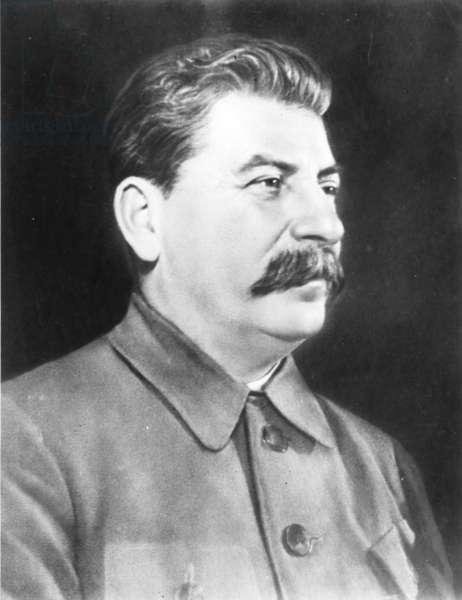 Stalin in 1930s.