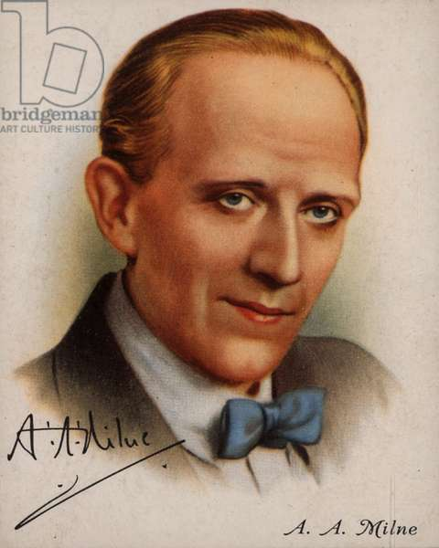 Alan Alexander (AA) Milne (1882-1956)