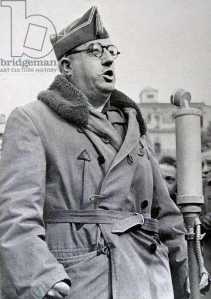 Juan Yagüe; Spanish Civil War, Nationalist General