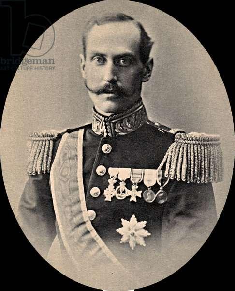 Haakon VII 1906 King of Norway