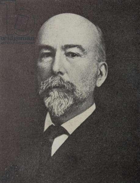 William Morris Davis (1850 - 1934) American geomorphologist.