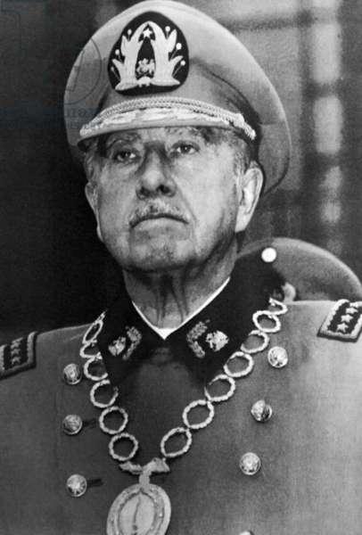 Chilean Dictator, Augusto Jose Ramon Pinochet Ugarte