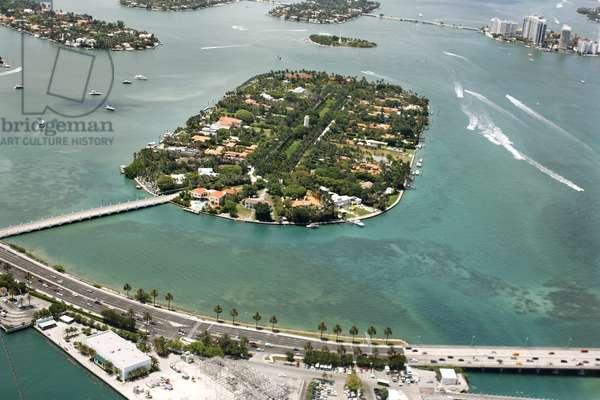 Barrier Islands, Miami Beach (photo)