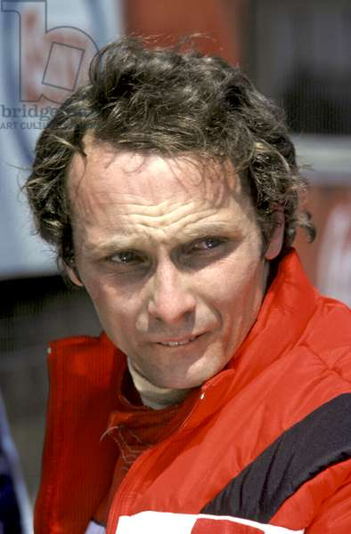 Niki Lauda, 1976 (photo)