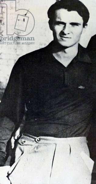 Jan Palach, 1950s