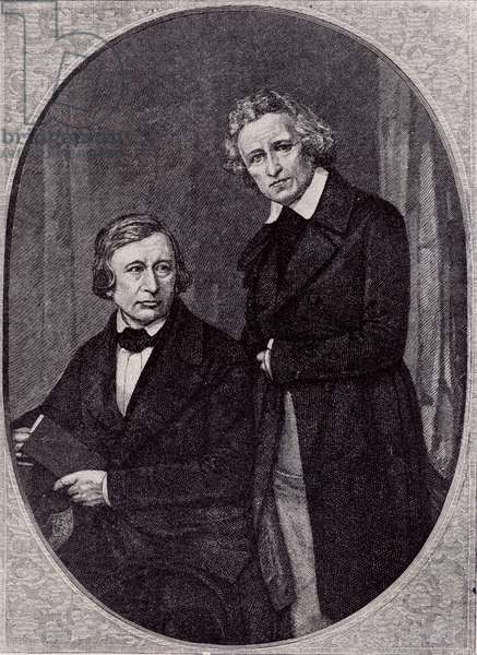 Wilhelm Carl Grimm and Jacob Ludwig Carl Grimm