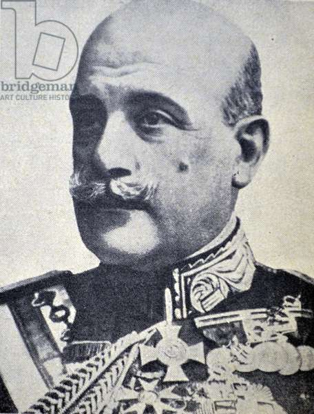 Francisco Gómez-Jordana y Sousa (1 February 1876 – 3 August 1944) Spanish soldier and politician who served as Minister of Foreign Affairs during the rule of Francisco Franco.