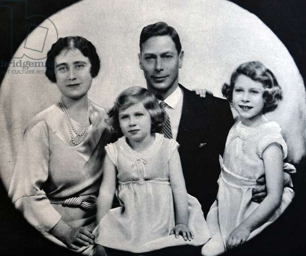 George VI; King of the United Kingdom, as Duke of York together with Elizabeth (duchess of York), 1920