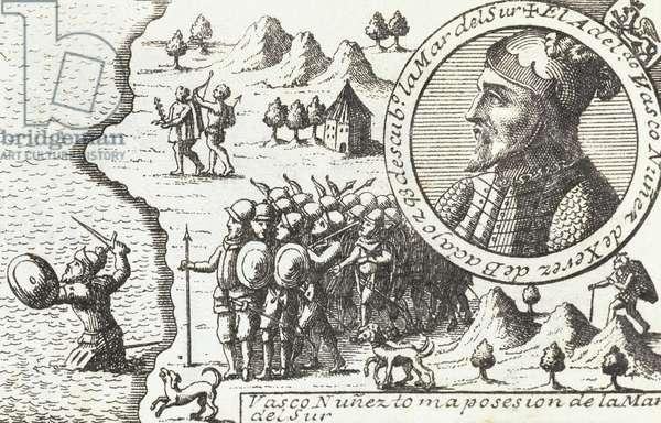 Vasco Nunez de Balboa (1475-1519)