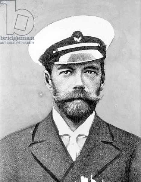 Tsar Nicholas II of Russia, 1910