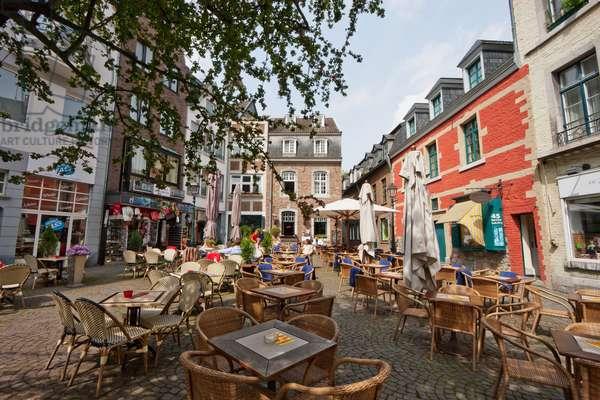 Restaurant, Aachen, Germany (photo)