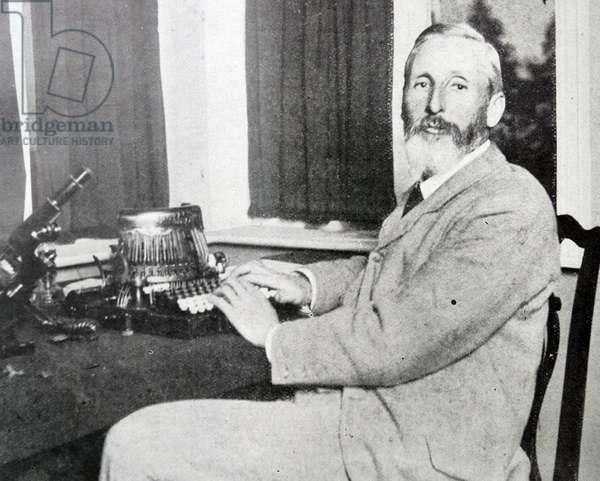 Charles Grant Blairfindie Allen, 1898