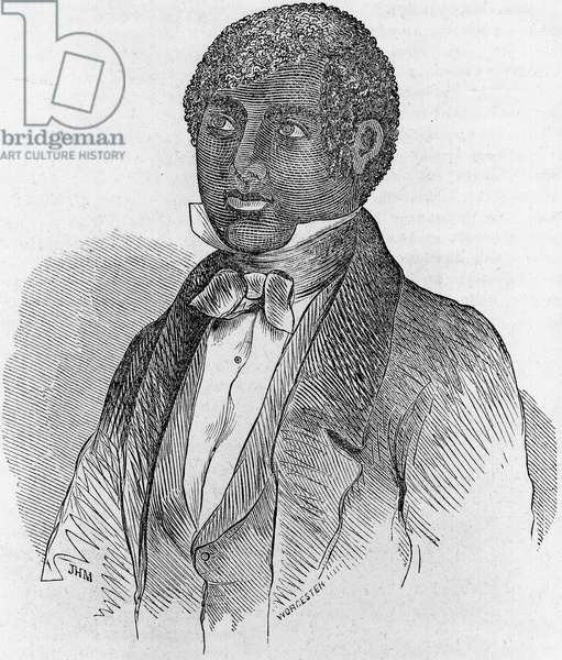 Thomas Sims : Thomas Sims, a slave who was captured in Boston and forced to return to Georgia in 1851 ©Encyclopaedia Britannica/UIG/Leemage