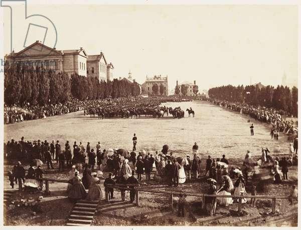Champs de Mars', 1860