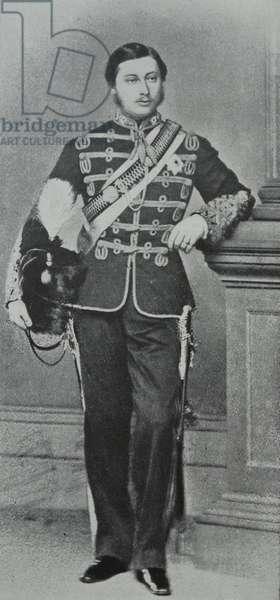 Edward VII, 1861
