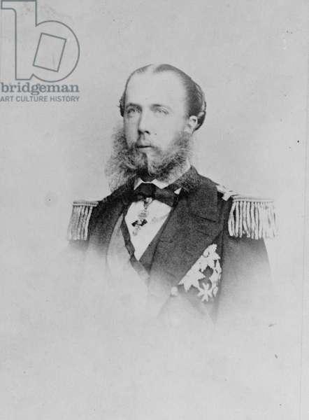 Emperor Maximilian, 1860