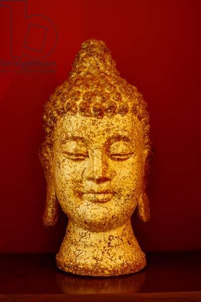 Zen Statue (photo)