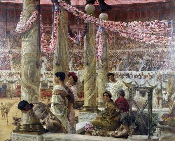 Caracalla and Geta, 1907 (painting)