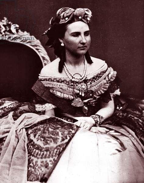 Carlota of Mexico, 1866