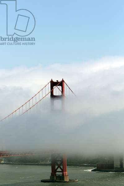 13 Million Rivets Hold the Bridge Together (photo)