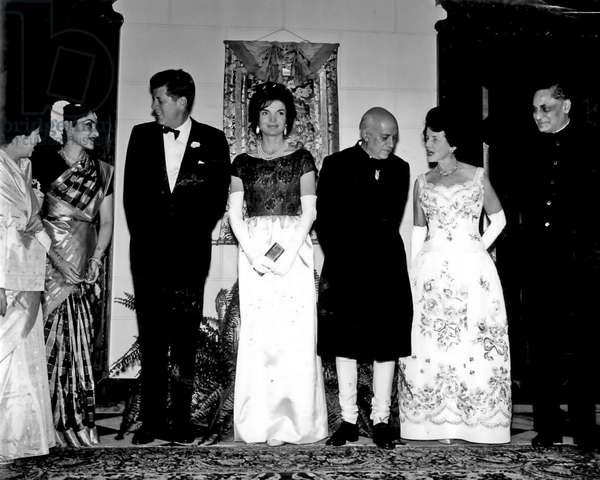 Indian Prime Minister Jawaharlal Nehru, 1961
